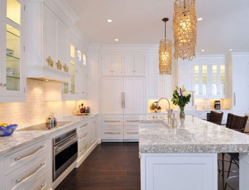 Picture of Engineered Quartz Kitchen Countertops with Cambria