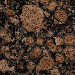 Baltic brown granite closeup