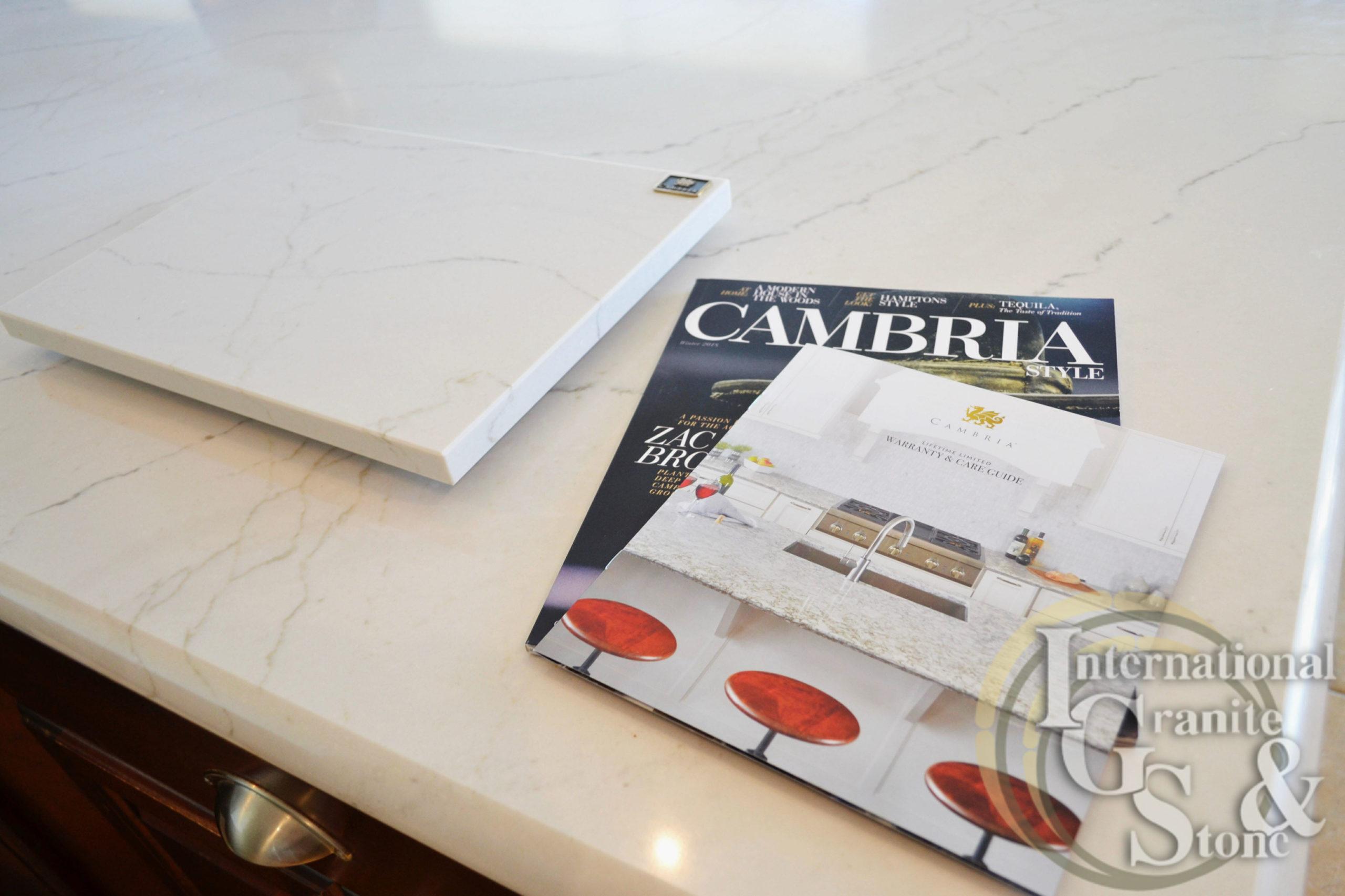 Cambria Quartz Countertops Orlando