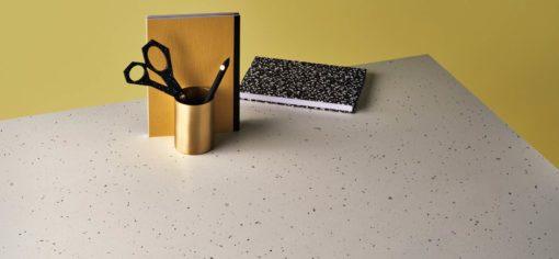 Caesarstone Frozen Terra Quartz | Countertops