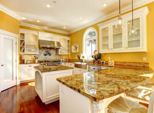 Lapidus Granite Kitchen