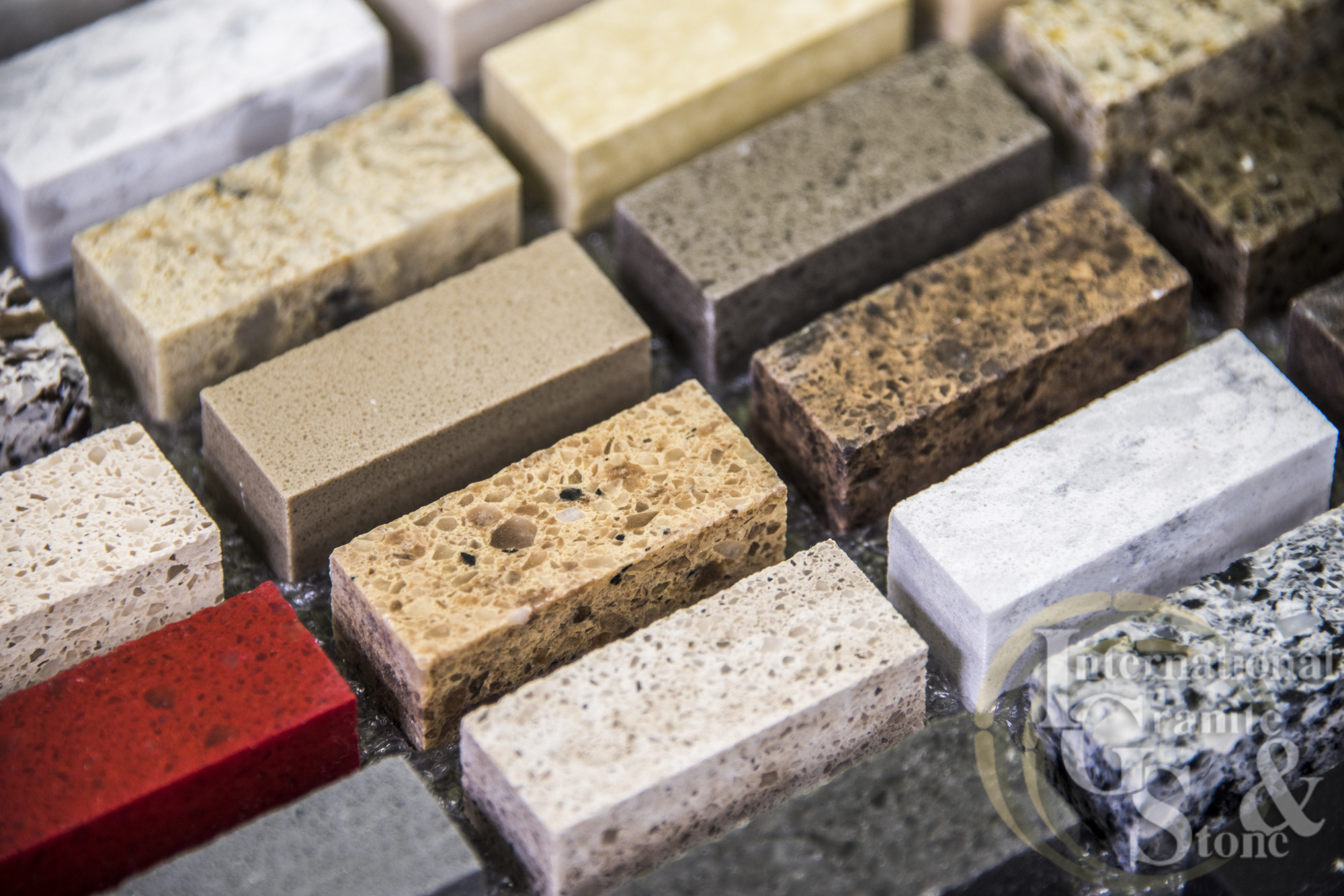 What Do Granite Countertops Cost by Color? Samples