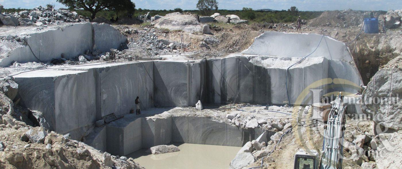 Picture of a Granite Quarry