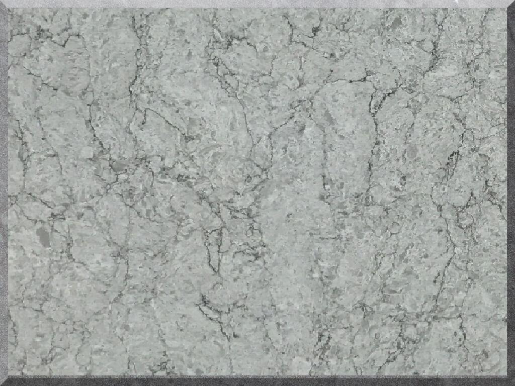 Argento Pompeii Quartz Countertops
