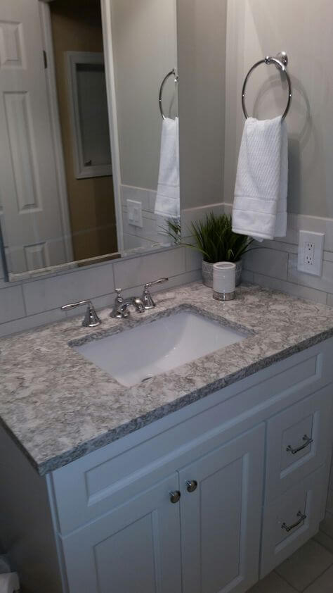 CAMBRIA QUARTZ COUNTERTOPS LARGO