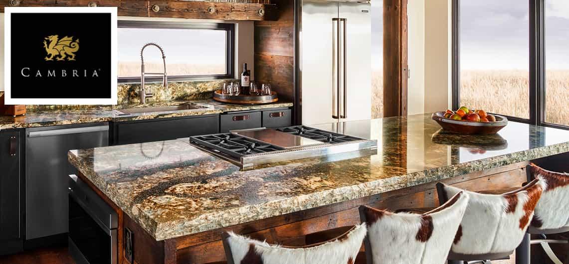 Tampa Quartz Granite Cmabria Countertops