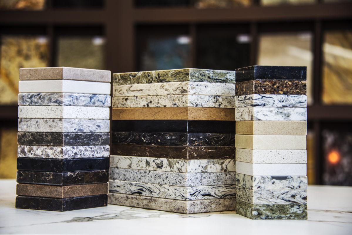 Granite Color Selection of Samples