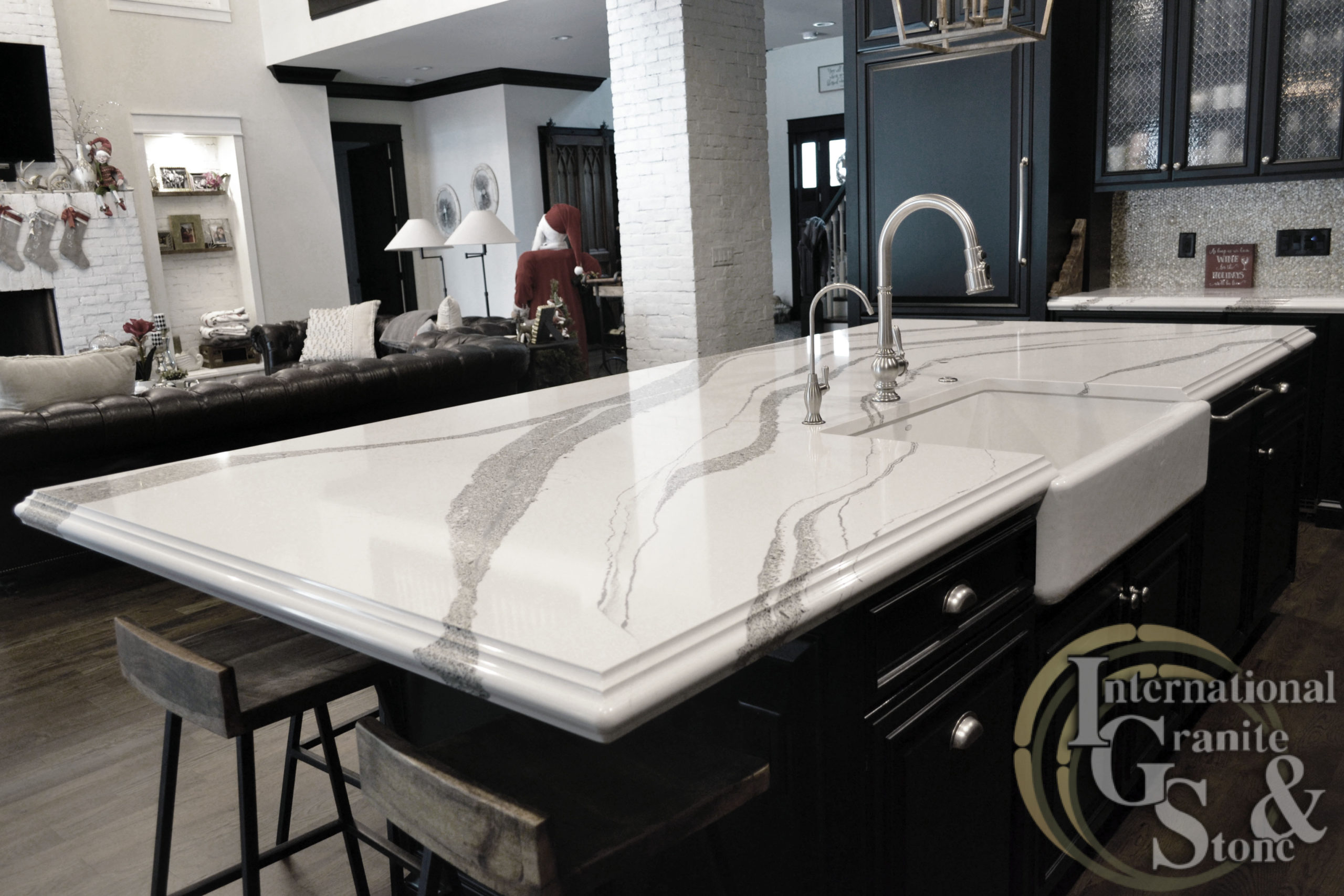 Annicca Quartz Kitchen
