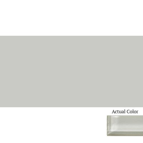 Daltile Color Wave CW02 3x6 Feather White