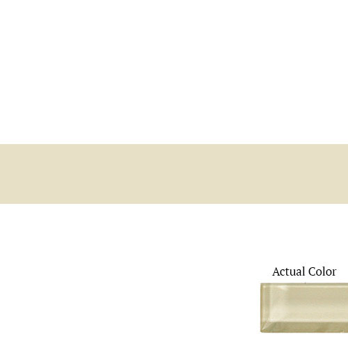 Daltile Color Wave CW05 2x12 Whipped Cream