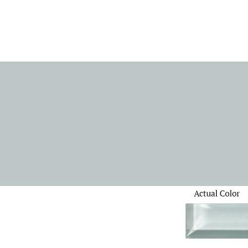 Daltile Color Wave CW12 3x6 Whisper Green
