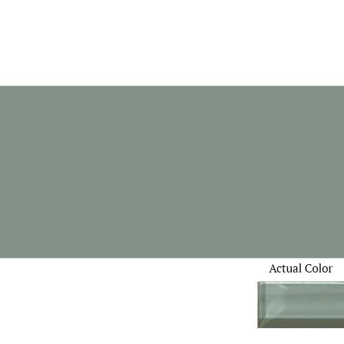 Daltile Color Wave CW16 3x6 Oak Moss