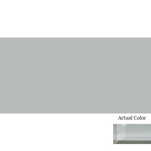 Daltile Color Wave CW17 3x6 Smoked Pearl