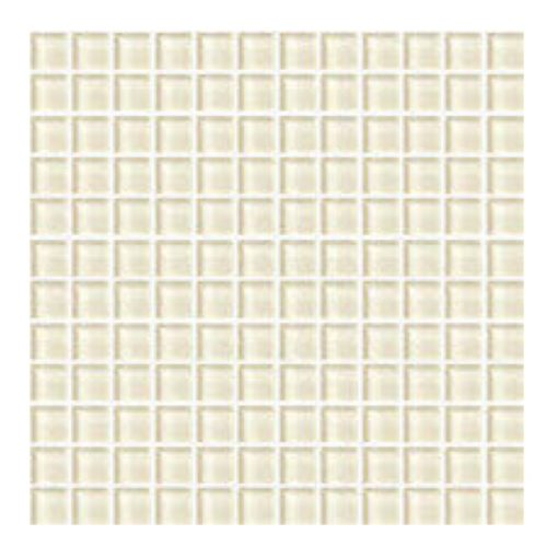 Daltile Color Wave CW05 1x1 Whipped Cream