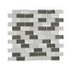 Daltile Crystal Shores CS93 2x1 Diamond Delta