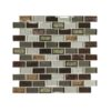 Daltile Crystal Shores CS94 2x1 Hazel Harbor