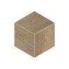 Daltile Emerson EP01 3D Cube Butter Pecan