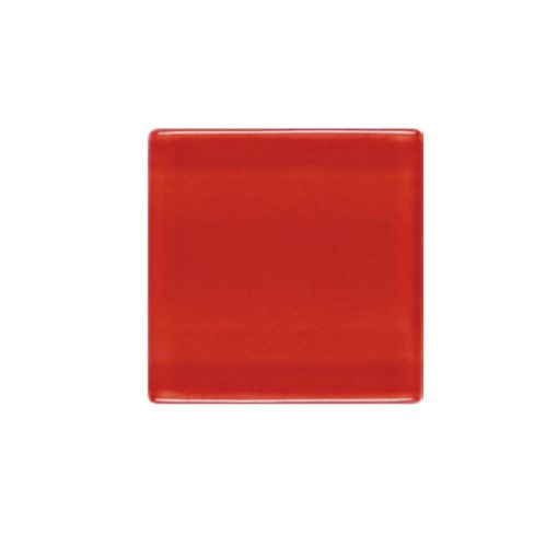 Daltile Illustrations IS19 1x1 Candy Apple Red