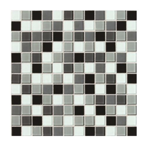 Daltile Illustrations IS31 1x1 Pewter Blend