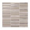 Daltile Lucent Skies LS10 3/8 x 4 Nightfall Luster