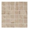 Daltile Marble Attache MA85 2x2 Travertine