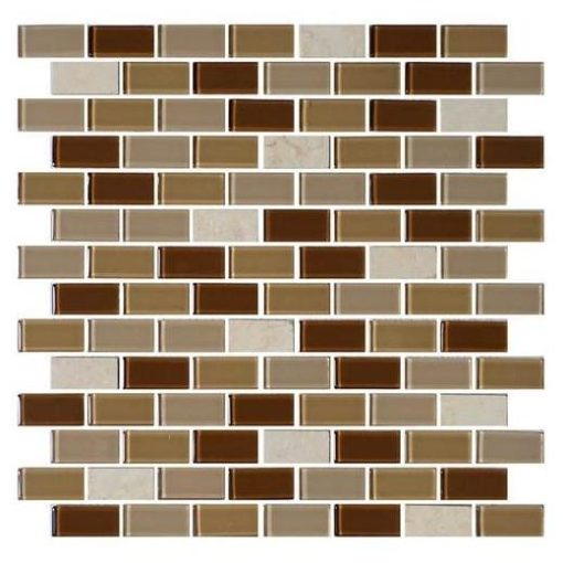 Daltile Mosaic Traditions BP95 3/4 x 1-1/2 Caramelo