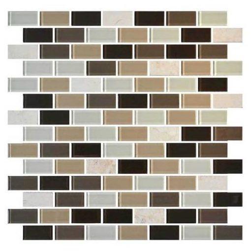 Daltile Mosaic Traditions BP96 3/4 x 1-1/2 Zen Escape