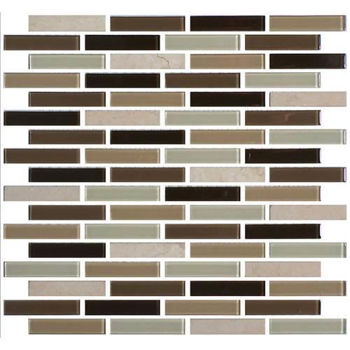 Daltile Mosaic Traditions BP96 5/8 x 3 Zen Escape