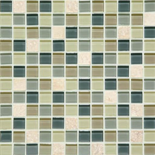 Daltile Mosaic Traditions BP99 1x1 Skyline