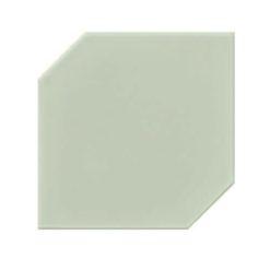Daltile Retrospace RS34 6x6 Hexagon Succulent Green