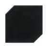 Daltile Retrospace RS35 6x6 Hexagon Jet Black