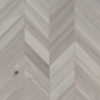 Havenwood Platinum Chevron Mosaic 12x15