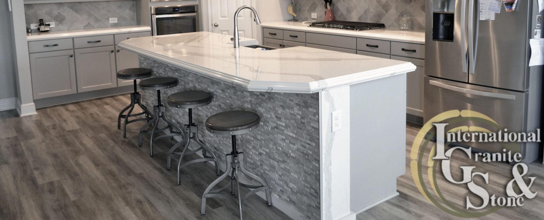 Cambria Quartz Kitchen Countertops in Naples FL