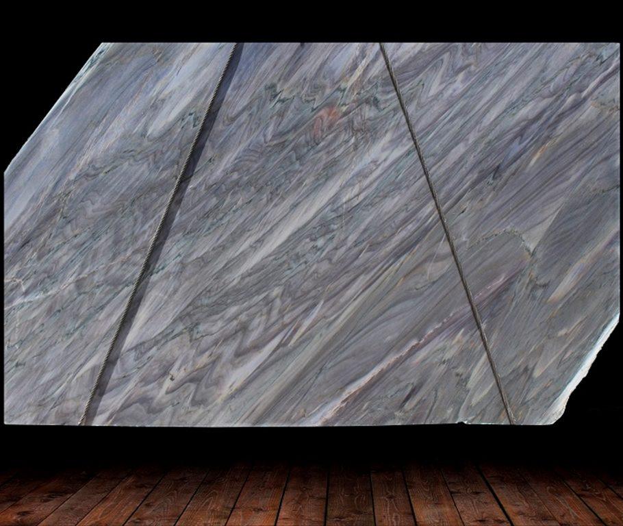 Azul Imperiale Quartzite Slab countertops tampa sarasota clearwater