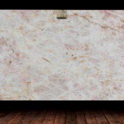 Cristallo Rosa Quartzite