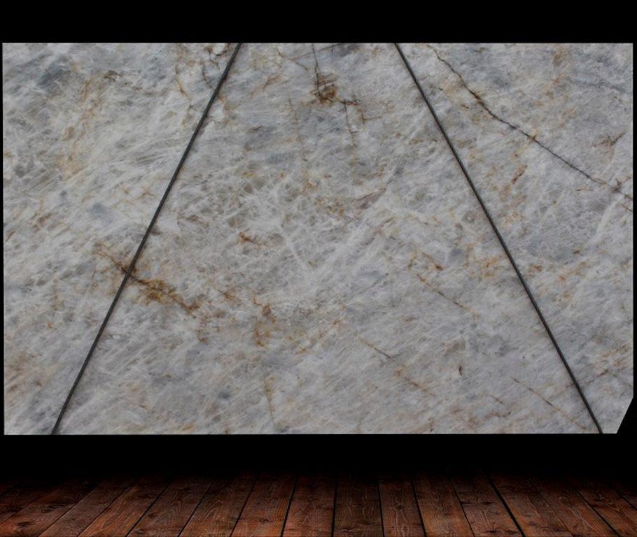 Crystallus Azulado Quartzite