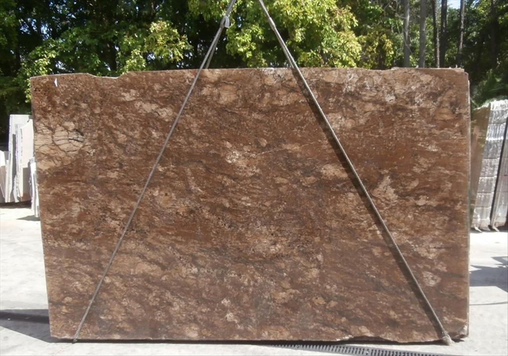 Golden Caramel Treated Granite