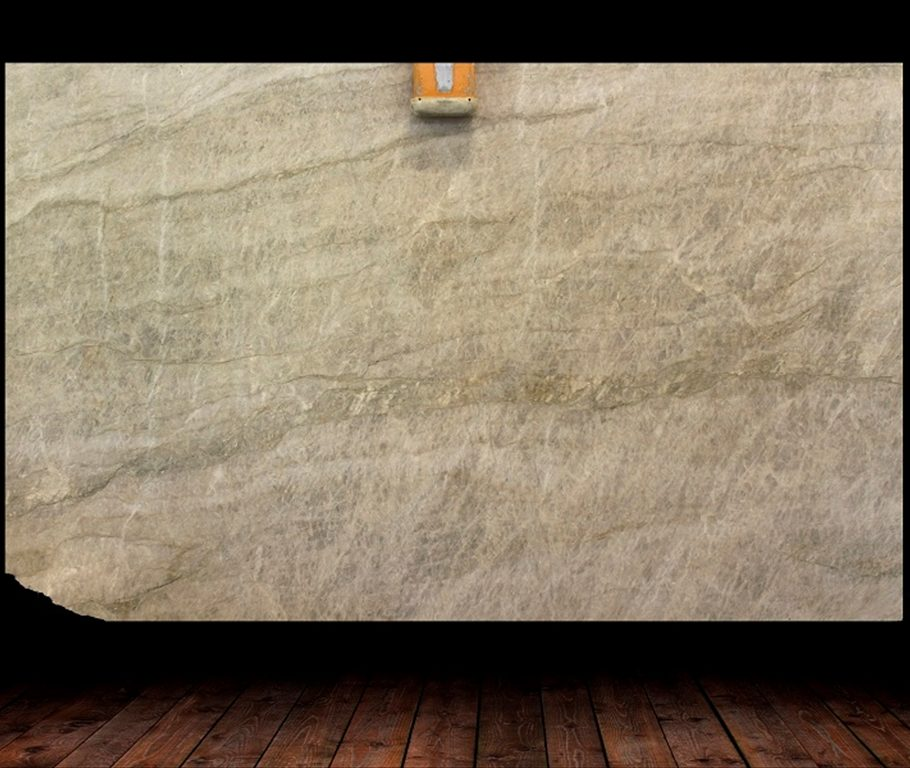Madreperola Quartzite Leather Finish