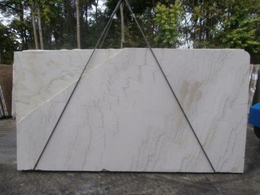 White Macaubus CC Quartzite