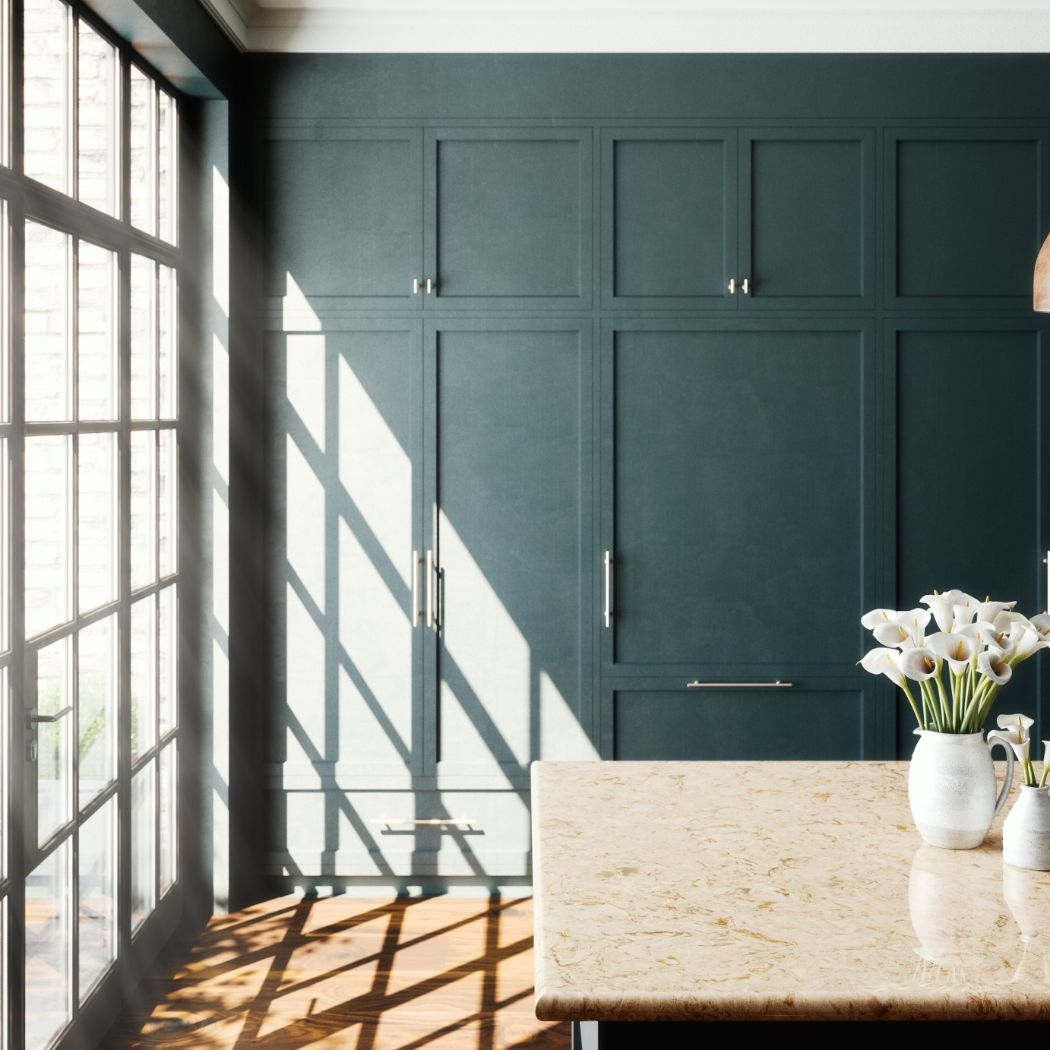 Hawkridge Cambria Quartz Home Depot Kitchen