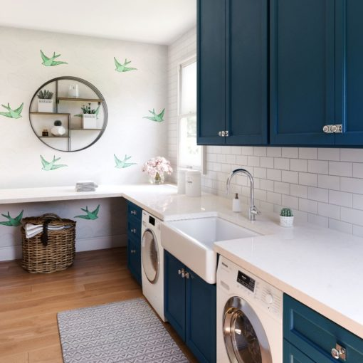 Cambria Whitby Kitchen and Bathroom