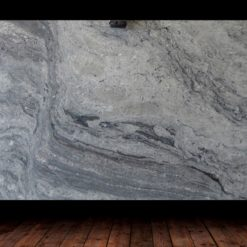 PIRACEMA WHITE LEATHER / POLISHED GRANITE
