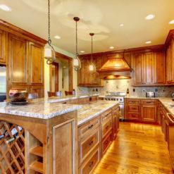 Solarius Granite Kitchen