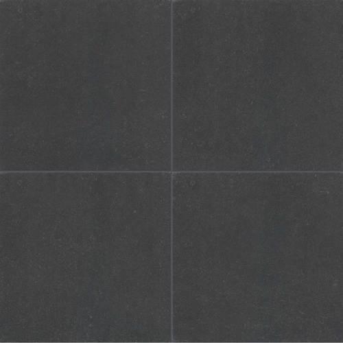 DALTILE ANCHORAGE BLACK AC10-7550