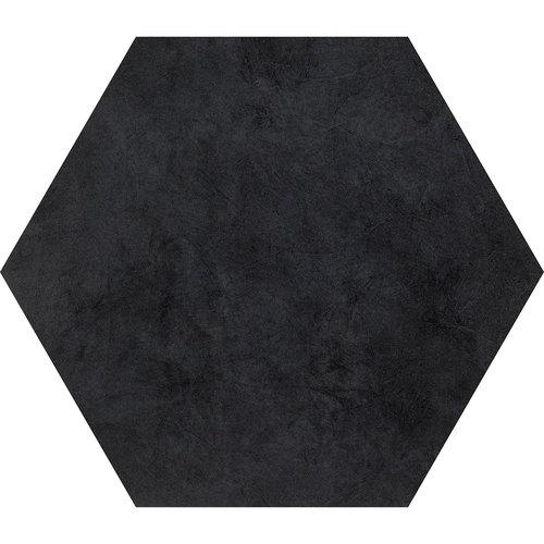 DALTILE BEE HIVE BLACK P011-7212