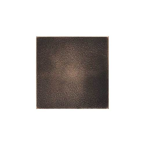 DALTILE ION METALS ANTIQUE BRONZE 4 1 4 X 4 1 4