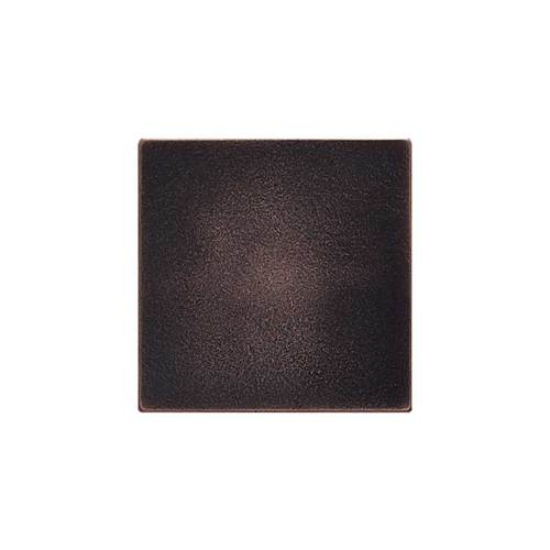 DALTILE ION METALS OIL RUBBED BRONZE 4 1 4 X 4 1 4