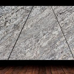 Smoky Azurite Granite Full Slab