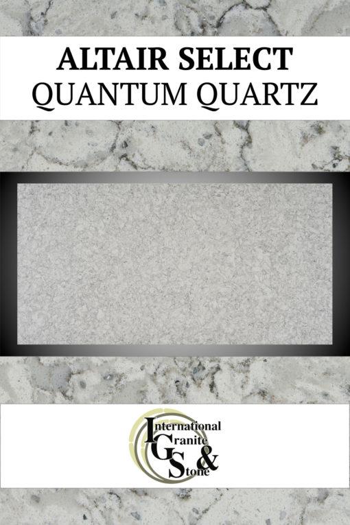 Altair Select Quantum Quartz Countertops