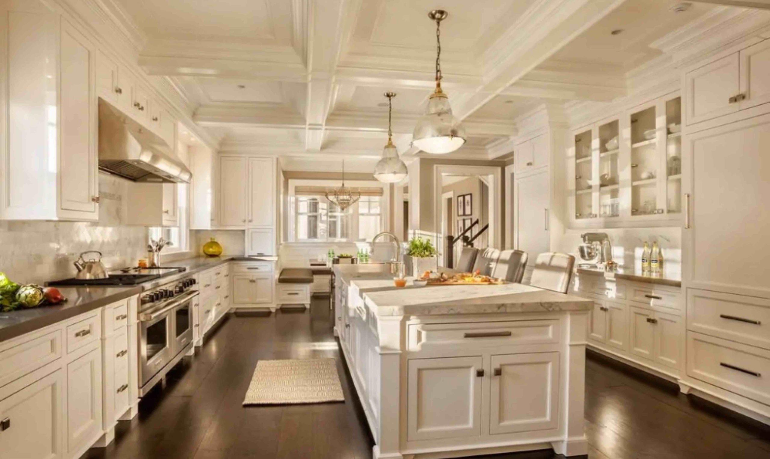 5 Best Kitchen Designs for Entertaining